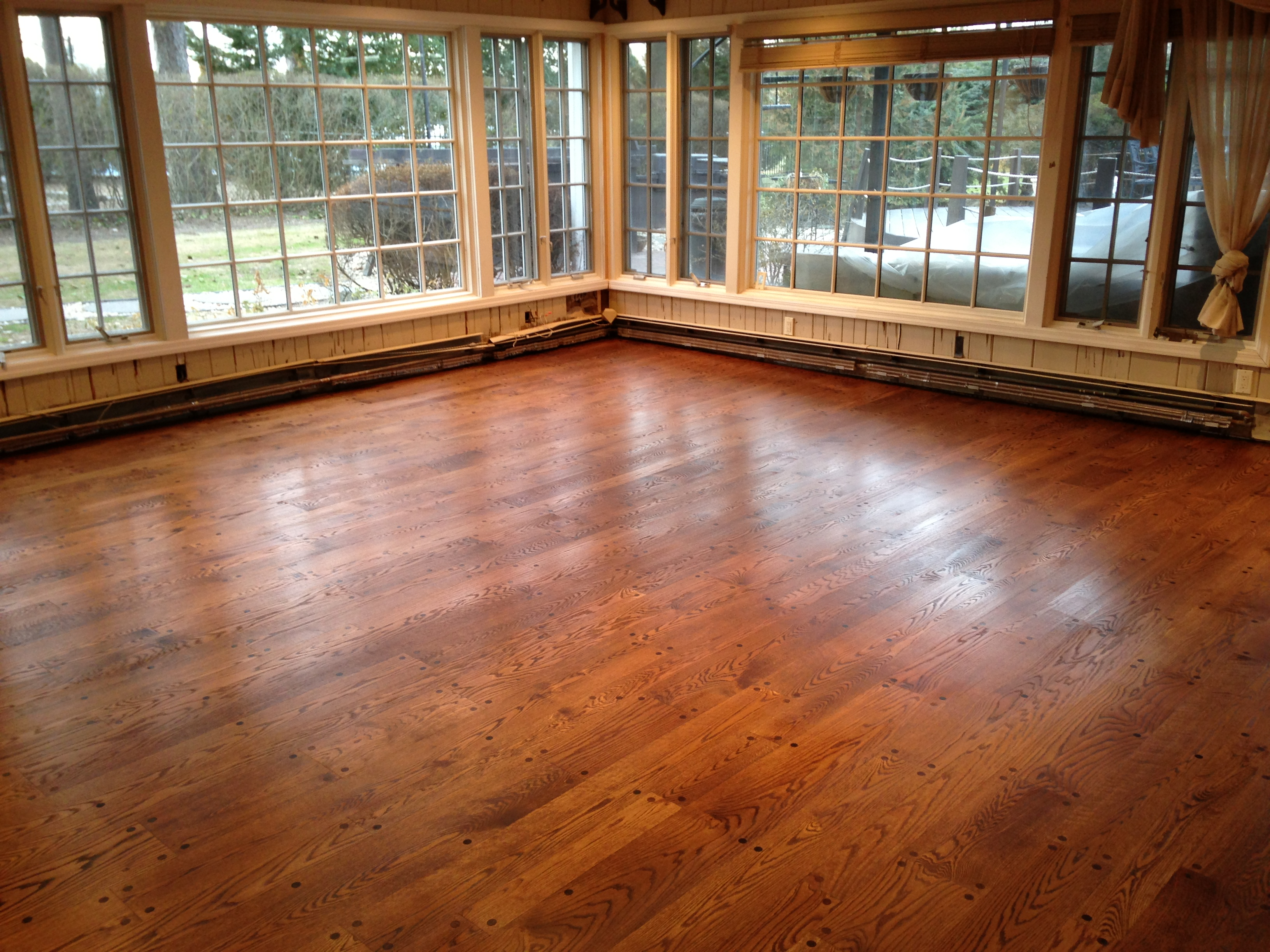 a beautiful floor  Replacing an Old Floor to New Again – Go Green Floors – Eco Friendly ...