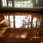 Custom Floor we installed