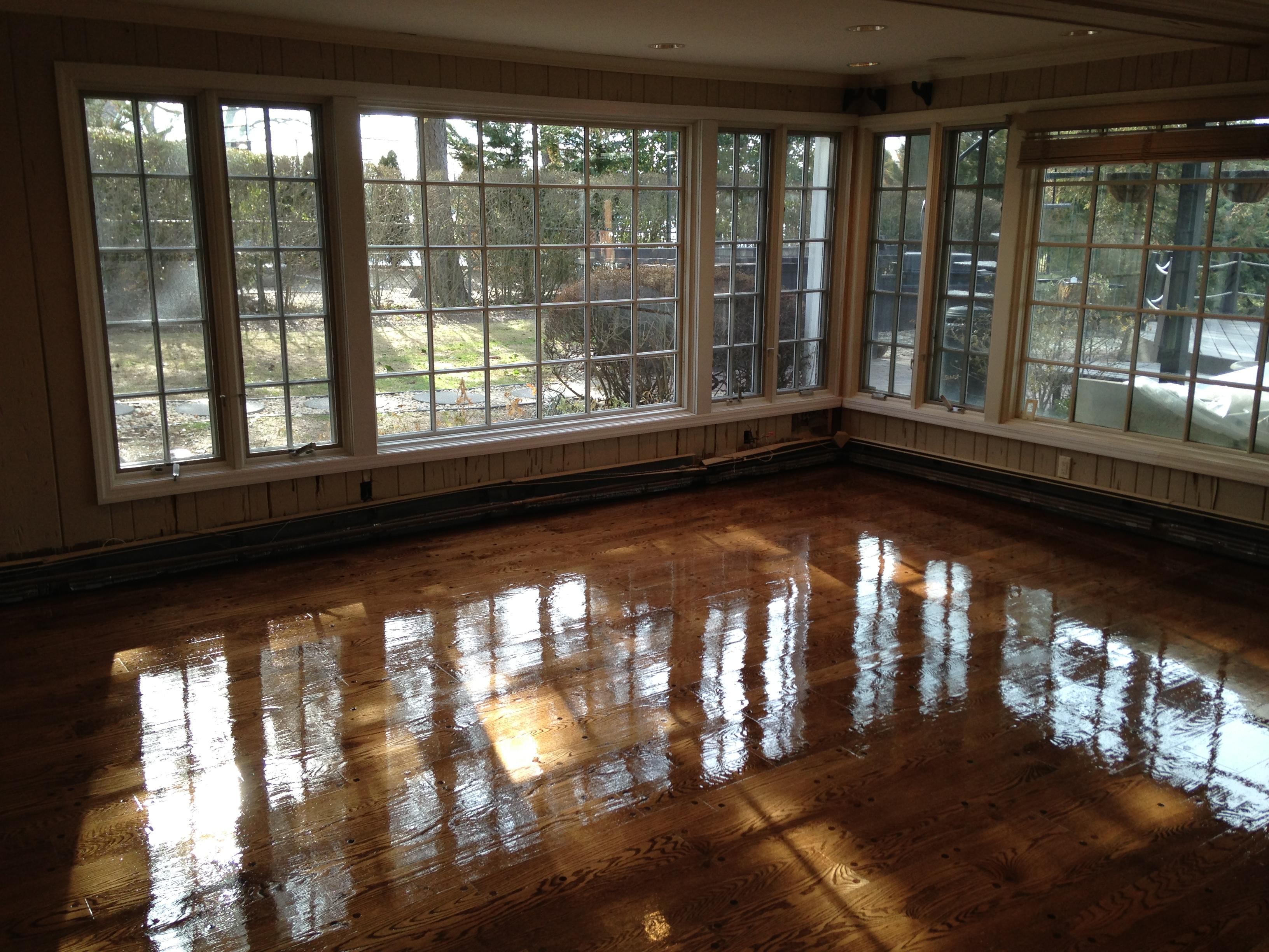 ... New Again | Go Green Floors - Eco Friendly Hardwood Flooring Solutions