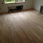 Ash Flooring Installation