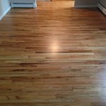 Oil based Refinishing project.