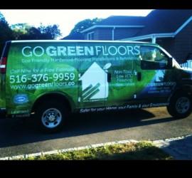 Go Green Floors Wrap